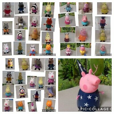 Peppa Pig Figures .. Emily  Zoe   Mummy  Daddy  .. You Choose • 4.99£