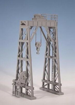 Ratio 545 Locomotive Lifting Hoist (Crane) 1/76th Scale=00 Gauge Plastic Kit T48 • 28.99£