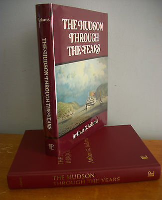 AU39.67 • Buy The HUDSON THROUGH THE YEARS By Arthur G. Adams, 1983 In DJ Illustrated