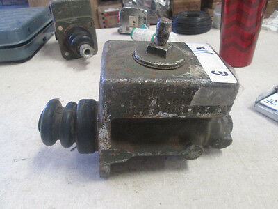 $35 • Buy Used? Master Cylinder, For Core Or Rebuild, M35A2 Military Truck Part A