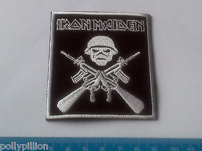 £3.49 • Buy Iron Maiden Sew Or Iron On Patch