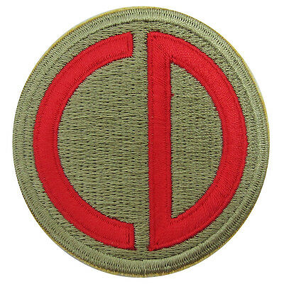 £6.45 • Buy WW2 US AMERICAN 85TH INFANTRY DIVISION Uniform PATCH CD Custer Division Repro