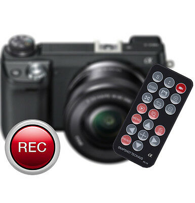 AU11.99 • Buy Remote Control For Sony ALPHA A9 A7 III II A7r A7s A6500 A6300 A6000 RMT-DSLR2
