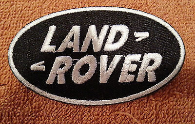 LAND ROVER SEW ON PATCH (a) • 3.49£