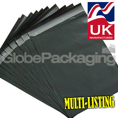 High Performance Grey Postage Mailing Bags *special Strong Blend* Postal Packing • 3.79£