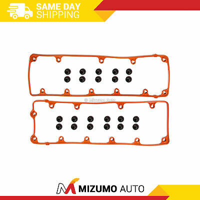 $19 • Buy Valve Cover Gasket Fit Ford Crown Victoria E150 F150 Mustang Lincoln 4.6 SOHC