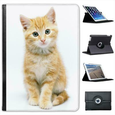 £9.99 • Buy Cute Cat Folio Wallet Leather Case For IPad Air & Air 2