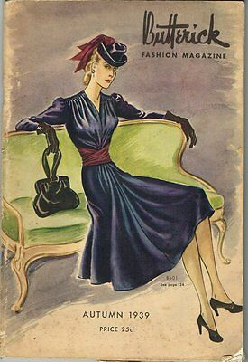 $10.46 • Buy CD Picture Pack Butterick Fall 1930s Quarterly Pattern Book Catalog E-Book On CD