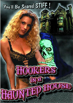 £17.69 • Buy Hookers In A Haunted House (DVD)  NEW