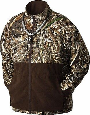 8a61a639b0ba0 Drake Waterfowl Systems MST Eqwader Plus Full Zip Jacket CHOOSE SIZE & CAMO  • 109.99$