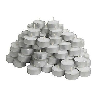£8.45 • Buy Ikea GLIMMA 100 White Unscented 38mm Tea Lights Candles Tealights, No P&p