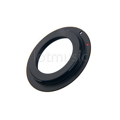 $7.99 • Buy AF Confirm M42 Lens To Canon EOS EF Adapter Replacement