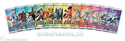 YuGiOh Battle Pack 3: Monster League 1st Edition New And Sealed Booster Packs X3 • 3.80£