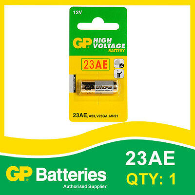 $ CDN3.16 • Buy GP Alkaline High Voltage Battery 23AE (MN21) Card Of 1  [ENTRY REMOTES, TOYS]