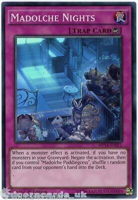 MP14-EN051 Madolche Nights Super Rare 1st Edition Mint YuGiOh Card • 1.32£