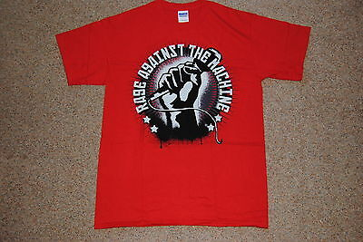 Rage Against The Machine Mic Check T Shirt New Official Killing In The Name Of • 11.99£