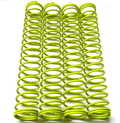 L2310 RC Monster Truck 170mm Shock Absorber Damper 120mm Spring 1/8 Scale Yellow • 4.80£