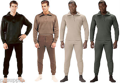 $20.99 • Buy Military Style ECWCS Cold Weather Polyester Underwear Rothco 6240 6248
