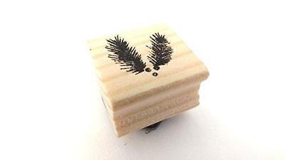 East Of India Rubber Stamp - FIR TREE • 3.49£