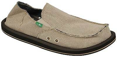 Sanuk Hemp Sidewalk Surfer - Natural - New • 43.68£