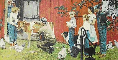 $ CDN7894.58 • Buy Norman Rockwell        Country Agriculture Agent        MAKE  OFFER       DDS