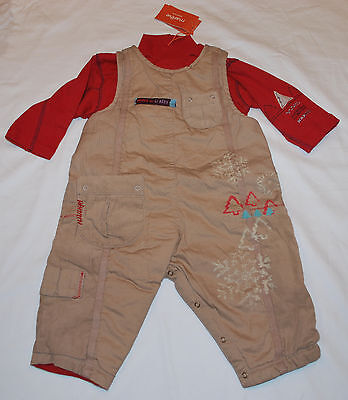 £25.44 • Buy Marese Boys Mountains Overall Outfit, Baby Boys Outfit