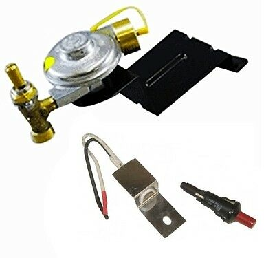 $ CDN87.59 • Buy Weber Baby Q100 Gas Grill Electronic Igniter Baby Q Valve And Regulator Assembly