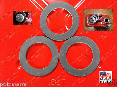 $ CDN11.06 • Buy 3 Jerry Can GAS CAP GASKETS Gerry 5 Gallon 20L Rubber Fuel ARMY MILITARY SURPLUS