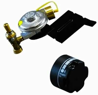 $ CDN82.87 • Buy Weber Gas Grill Replacement Knob And Baby Q Valve & Regulator Assembly Kit