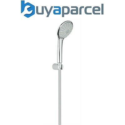 Grohe 27354 Euphoria Shower Head Handset With Hose And Bracket • 37.99£
