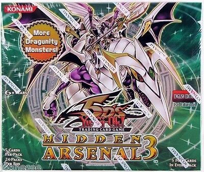 Hidden Arsenal 3 HA03 Super Rare Yu-Gi-Oh Cards Mint 1st Edition Take Your Pick • 1.25£