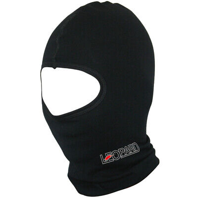 Thermal Cotton Balaclava Motorbike Motorcycle Helmet Soft Face Mask COVER Black  • 3.95£