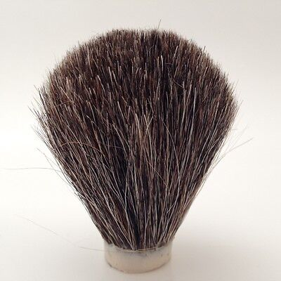 Brand New Hand-rolled Replacement Badger Hair Shaving Brush Knott Knot Top • 6.90£