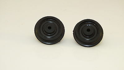 S5098 # 2 X HORNBY TRIANG NON POWERED BOGIE WHEEL TC SERIES /A3 TENDER     I3A • 1.60£