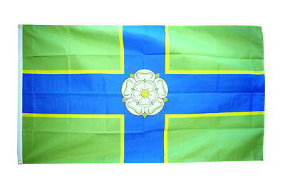 North Riding Of Yorkshire Flag 5 X 3 FT 100% Polyester English County • 4.99£