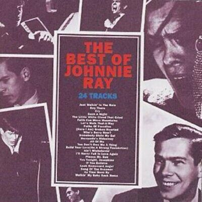 Ray, Johnnie - The Best Of Johnny Ray NEW CD • 3.35£