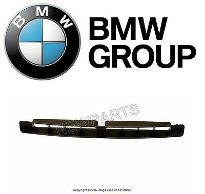 $49.92 • Buy For BMW E30 E36 325 325e 325i Front Valance Panel Grille Genuine 51711953609