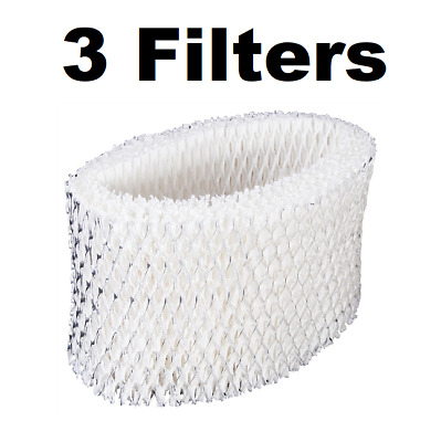$ CDN21.56 • Buy Fits Holmes HWF62PDQ-U HWF62 Type A Comparable Humidifier Filter 3-Pack