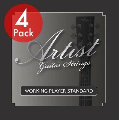 AU20 • Buy Artist 4 Pack ELST1046 Electric Guitar Strings Gauge 10-46 - New