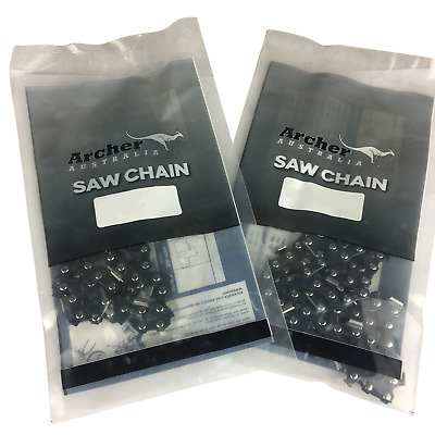 £14.19 • Buy 12  Archer Saw Chain Fits Stihl 017 MS170 MS171 Chainsaw Pack Of 2