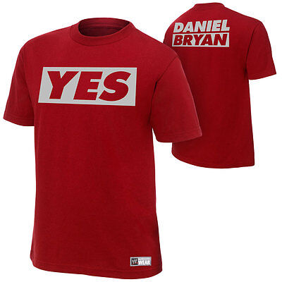 Wwe Daniel Bryan Yes Official T-shirt All Sizes New • 15.99£