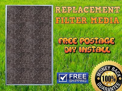 AU27.99 • Buy Air Conditioner Return Air Filter Media Material Aircon 500x900mm Replacement