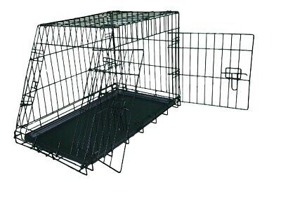 £54.99 • Buy Pet Carrier CAR, Dog Training Cages Puppy Cage Small, Medium XLarge Metal Crates