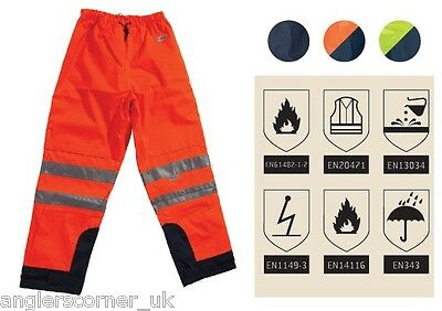 Ocean Multinorm, Trousers / Overall / Work Wear / 10-12-8 /10-12-88 • 106.39£