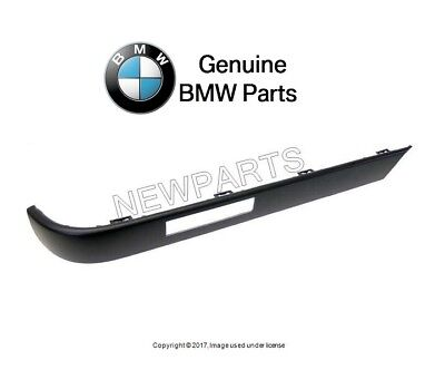 $50.90 • Buy For BMW Right Rear Bumper Trim E30 325i 325ic 325is 318is 318i 89-93