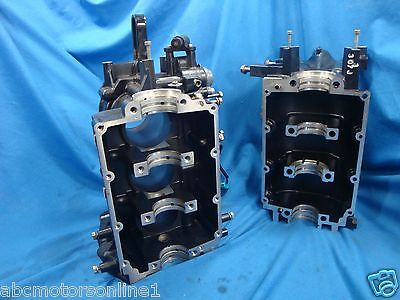 2002 - 06 Mercury Outboard 40 HP 4 Stroke Cylinder Block Assembly PN: 850082T34  • 258.99$