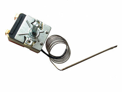 Electric Fan Oven Thermostat Temperature Control For Hotpoint Indesit Beko Milan • 12.99£