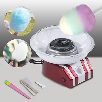 View Details Professional Cotton Floss Machine Candy Maker Making Electric Sugar • 25.99£
