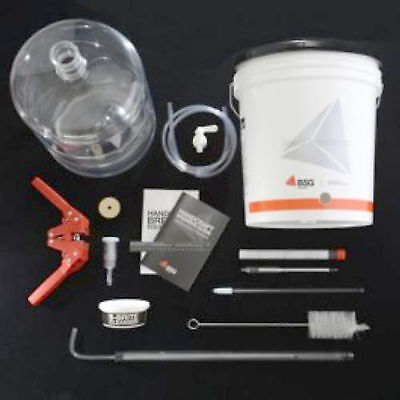 Advanced Home Brewing Equipment Kit With 6g Plastic Carboy (K6PET) • 51.56£