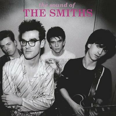 THE SMITHS THE SOUND OF: THE BEST OF CD (2008) Greatest Hits / Morrissey • 5.89£
